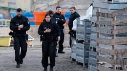 Zwei Tote bei Schießerei auf Baustelle