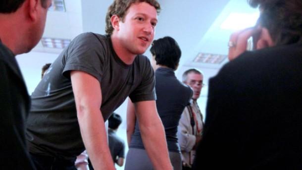 Mark Zuckerberg: Die unautorisierte Version