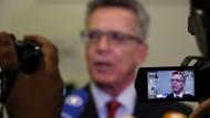 Koalitions-Debatten über Familiennachzug für Syrer