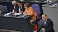 Heftige Griechenland-Debatte im Bundestag