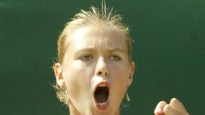 Maria Scharapowa fordert Serena Williams