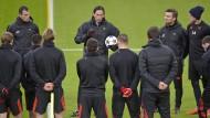 Leverkusen vor dem Achtelfinale gegen Atletico Madrid