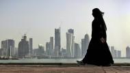 Nachbarn isolieren Qatar