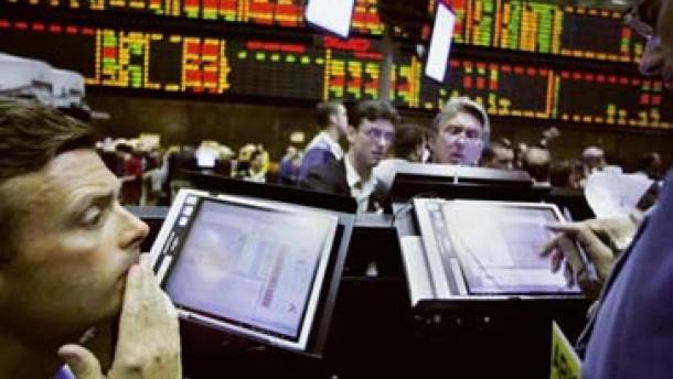 Fusion der größten amerikanischen Terminbörsen