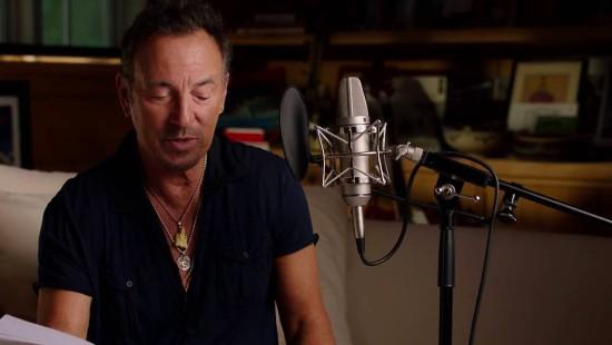 Bruce Springsteen liest aus seiner Autobiografie