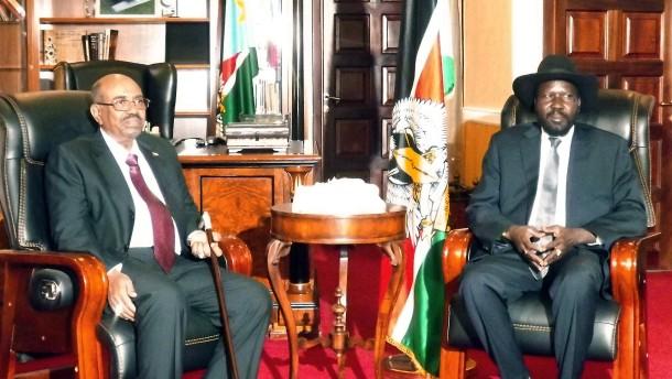 Khartum und Juba erwägen gemeinsame Einheiten