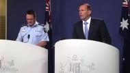 Attentat in Australien verhindert