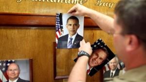Obama setzt Guantánamo-Verfahren aus