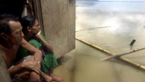 Flutkatastrophe in Asien