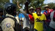 Haiti stellt sich gegen seinen Präsidenten