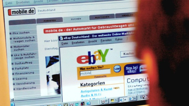 Ebay steigert den Gewinn