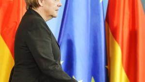 """Merkel: """"Wichtige Hürde genommen"""""""