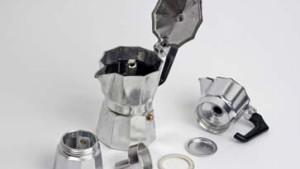 Aus ihr schießt der beste Espresso