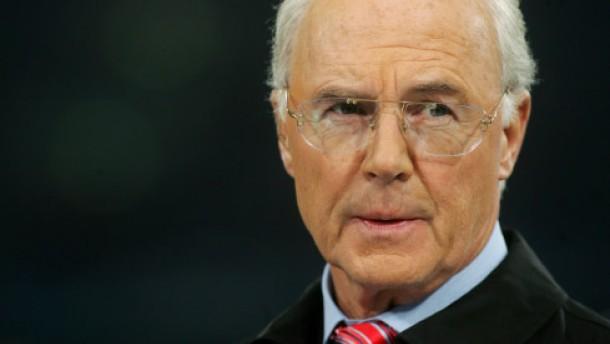 Beckenbauer lässt sich nicht bremsen