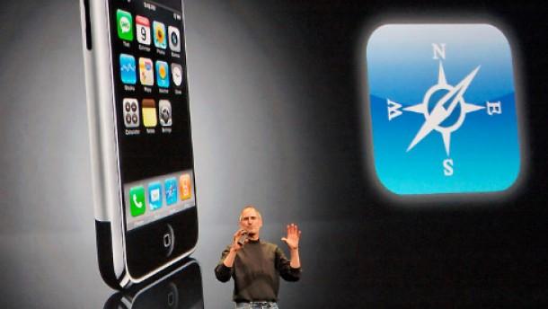 Amerika fiebert dem iPhone entgegen
