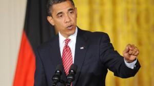 Obama will Führung in Klimaschutz übernehmen