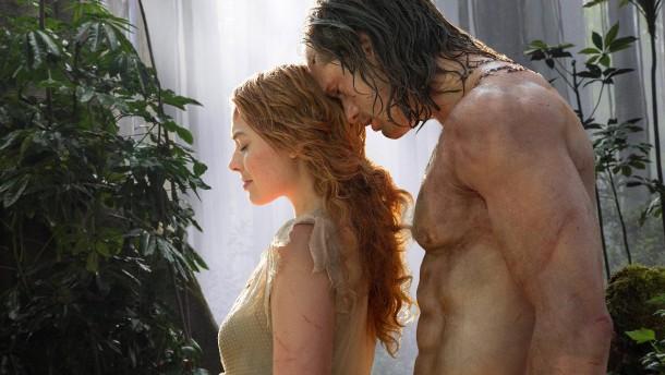 """""""Legend of Tarzan"""""""