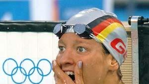 Bronze für Buschschulte - Fünftes Gold für Phelps