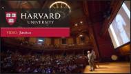 Vortrag von Professor Michael Sandel zu Gerechtigkeit