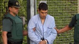 Zwei Verdächtige bleiben in Haft