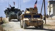 Vormarsch gegen IS in Raqqa wird beschleunigt