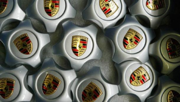 Qatar bietet 7 Milliarden für Einstieg bei Porsche