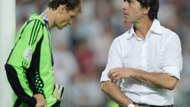 Das Lehmann-Erbe: Löws heikles Spiel