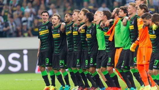 Schweres Los für Gladbach in der Champions League