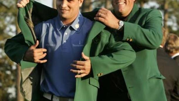 Masters-Sieger Johnson schockt Tiger Woods