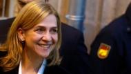 Weg frei für Prozess gegen Infantin Cristina