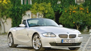 BMW baut den Z4 in Regensburg