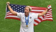 Amerikanische Frauen sichern sich dritten WM-Titel