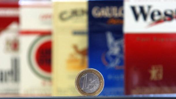Schwere Zeiten für die Zigarettenindustrie