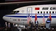 China bestellt bei Boeing