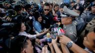 Erneute Explosion in Bangkok