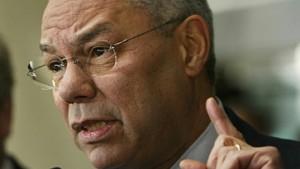 Powell für Sanktionen gegen Iran