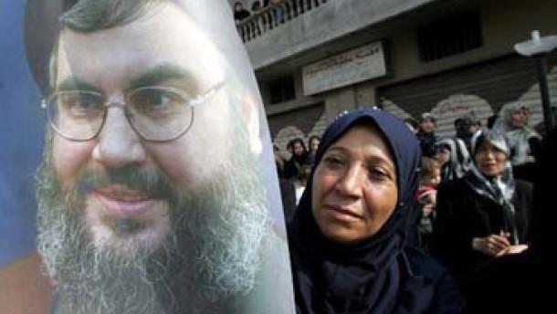 Hizbullahs Kampf um Sympathien