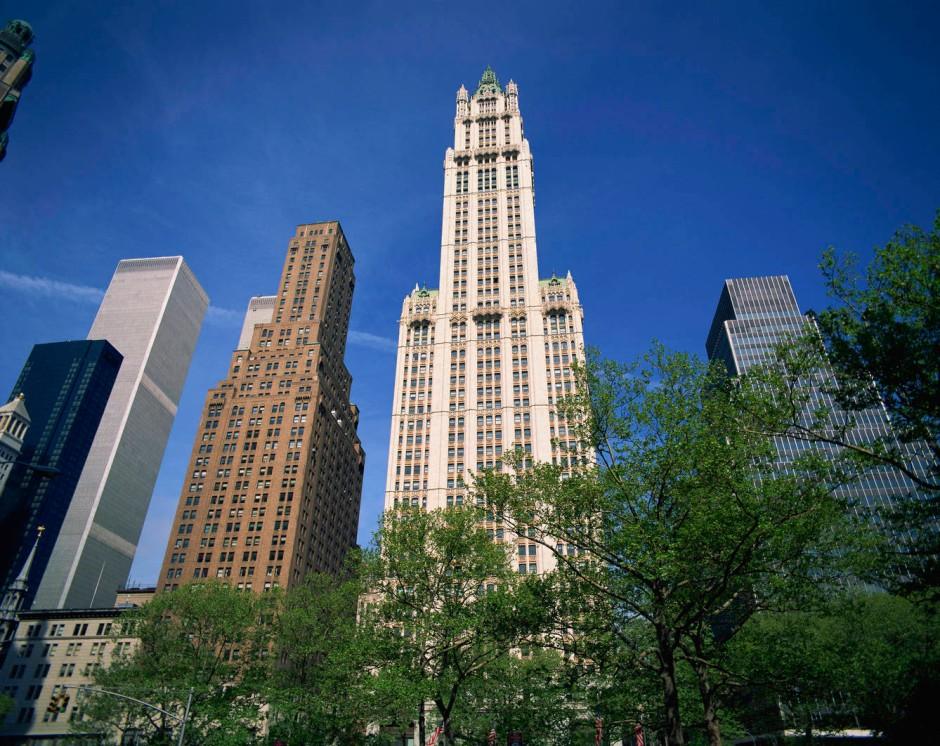 Bildergalerie: Gebäude: Die Höchsten Wolkenkratzer Der