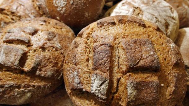 Brot und Butter auf Bestellung