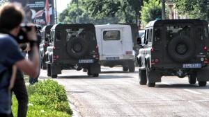Mladic in Den Haag eingetroffen