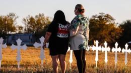 Texas-Täter hätte keine Waffe kaufen dürfen