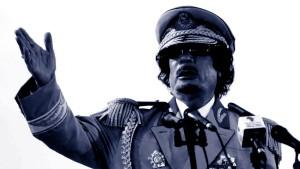 Gaddafi dementiert Gerüchte über Flucht nach Niger