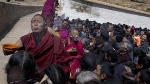 Tote bei Unruhen in tibetischen Regionen Sichuans