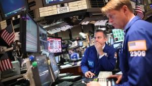 Wall Street reagiert verhalten