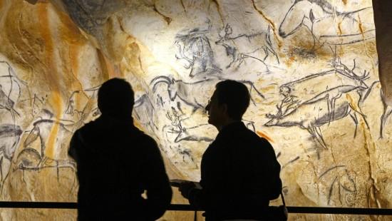Kopie der prähistorischen Chauvet-Höhle eingeweiht