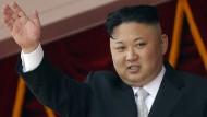 Kim Jong-un zieht Angriffsplan vorerst zurück