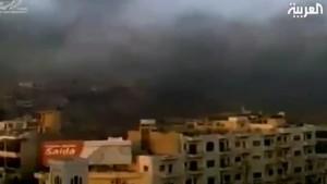 Assad setzt die Offensive gegen seine Bürger fort