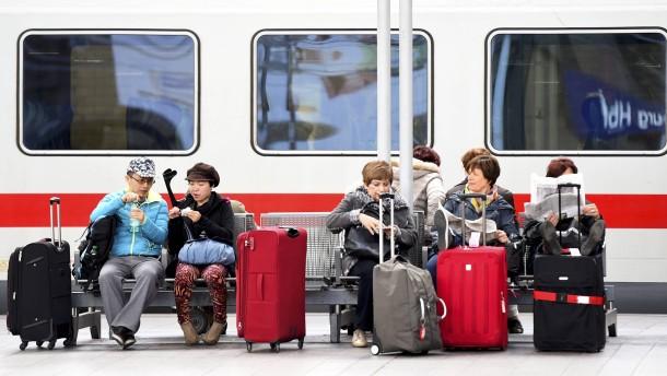 Bahn und GDL wollen trotz Streik weiter Gespräche führen
