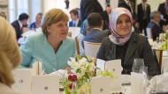Merkel: Islam gehört unzweifelhaft zu Deutschland