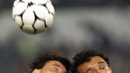 Kopfnoten: Valente (links) und Drulovic